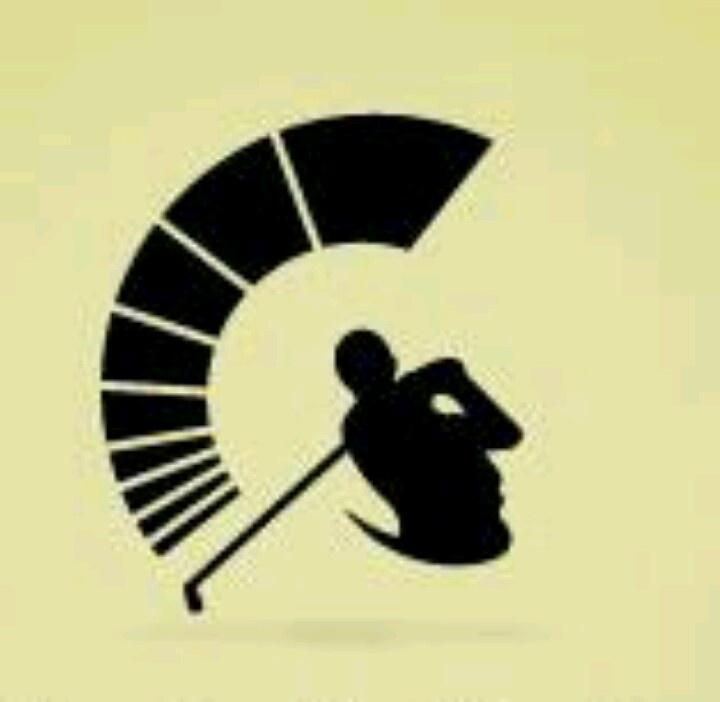 Spartan golf Logos.