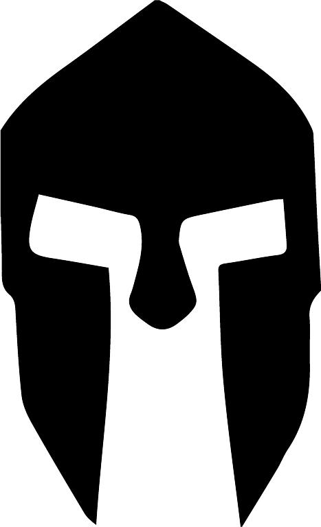 13+ Spartan Helmet Clip Art.