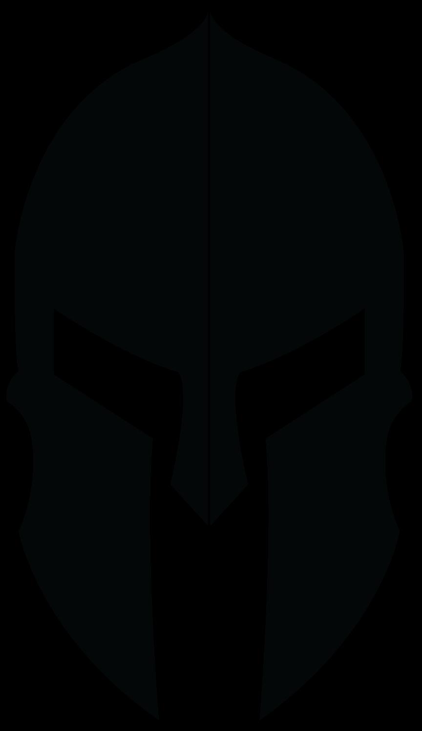 Logo design for Spartan Helmet.