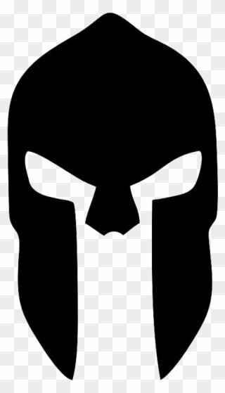 Free PNG Spartan Helmet Logo Clip Art Download.