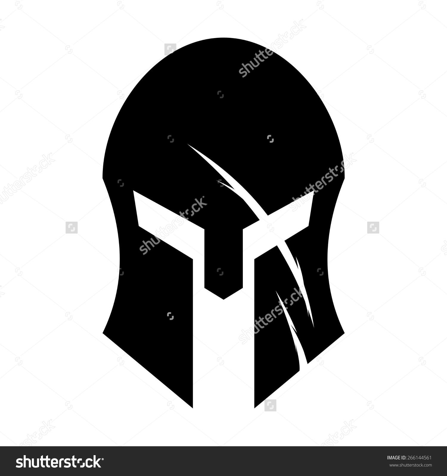Spartan Helmet Clipart.