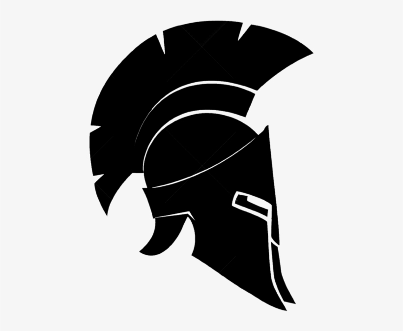 Ares Vector Spartan Helmet Side Banner Library.