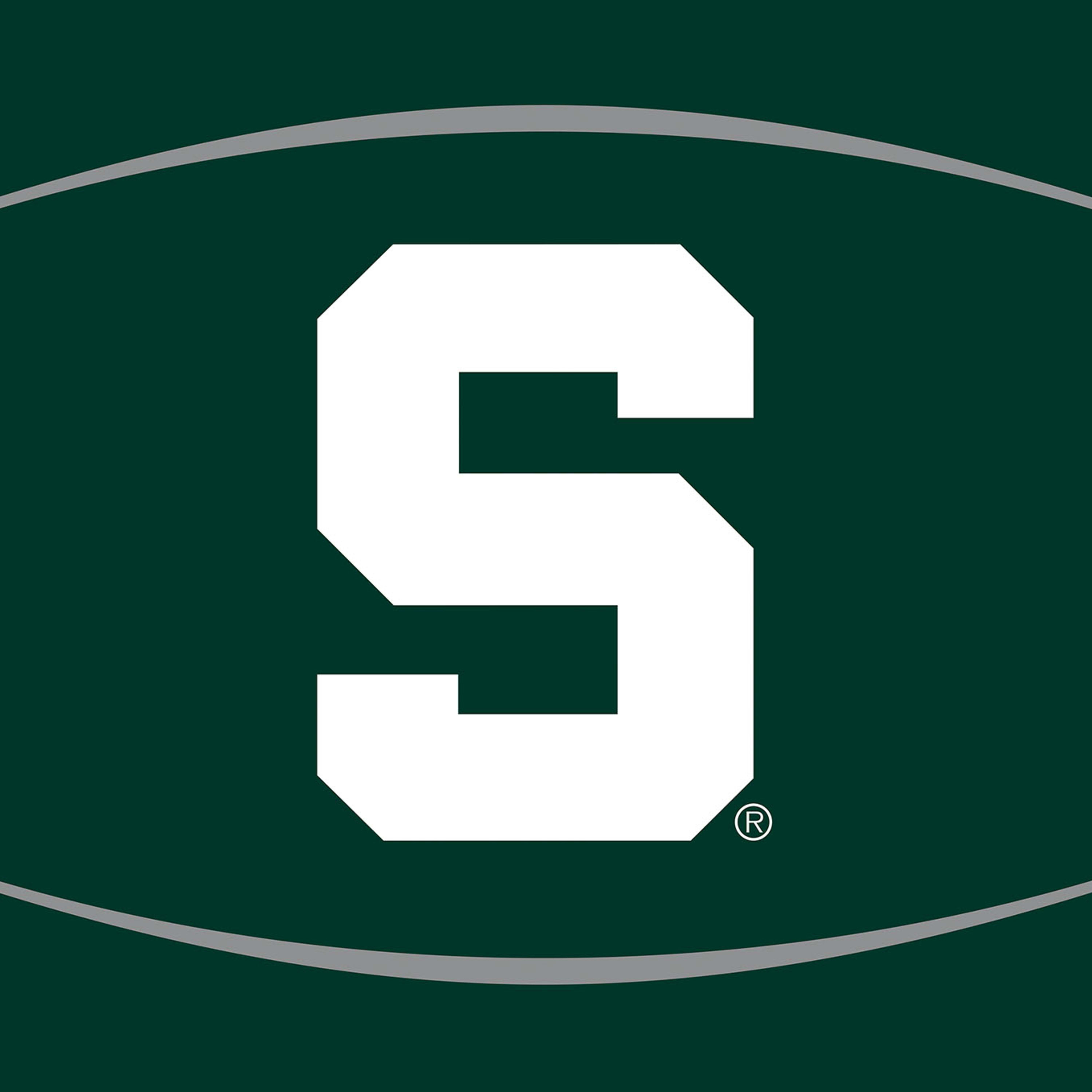 Michigan State Spartans: Logo.