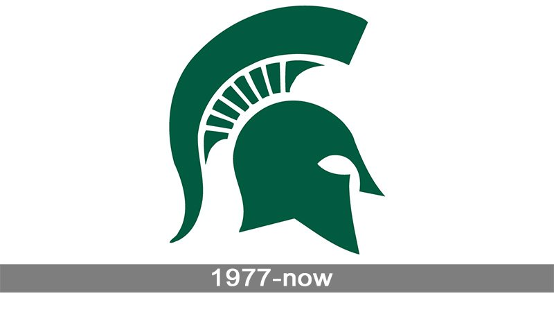 Michigan State Spartans Logo.