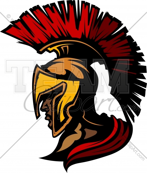 Centurion Logo Clipart Image. Easy to Edit Vector Format..