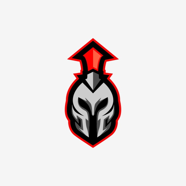 Spartan Esports Logo For Mascot Gaming Or Twitch, Team, Game.