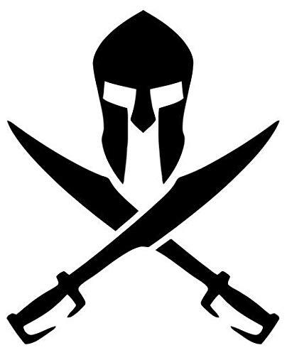 Amazon.com: Crossed Spartan Swords.