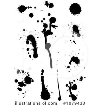Splatter Clip Art, Splatter Free Clipart.