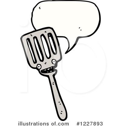 Spatula Clipart #1227893.