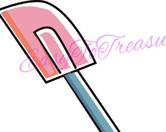 spatulas.