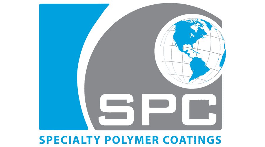Specialty Polymer Coatings (SPC) Vector Logo.