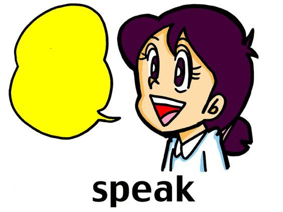 Speak clearly clipart 2 » Clipart Portal.