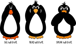 See no evil hear no evil speak no evil clipart.