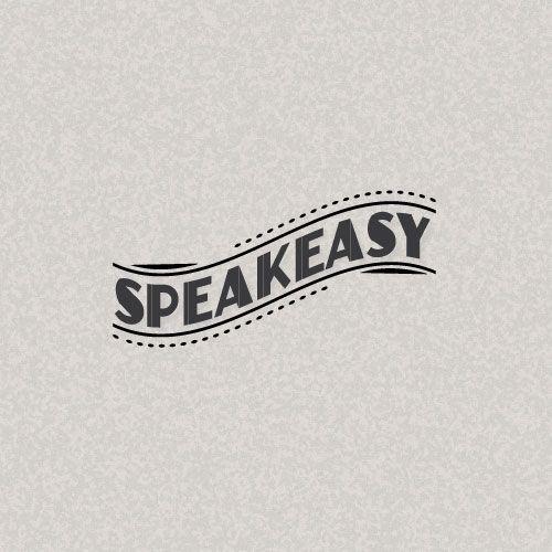 Speakeasy Logo.