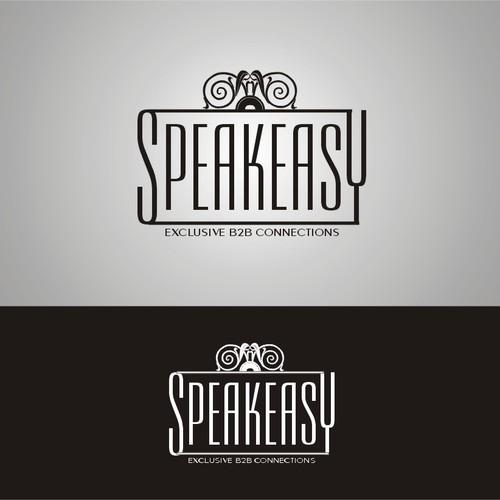 Create the next logo for Speakeasy.