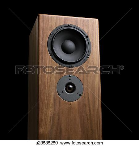 Stock Photography of Speaker cabinet u23585250.