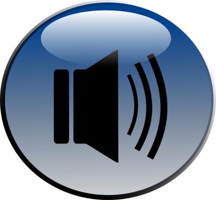 Clip Art Audio Speaker Clipart.