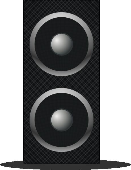 Dj Speaker Clipart.