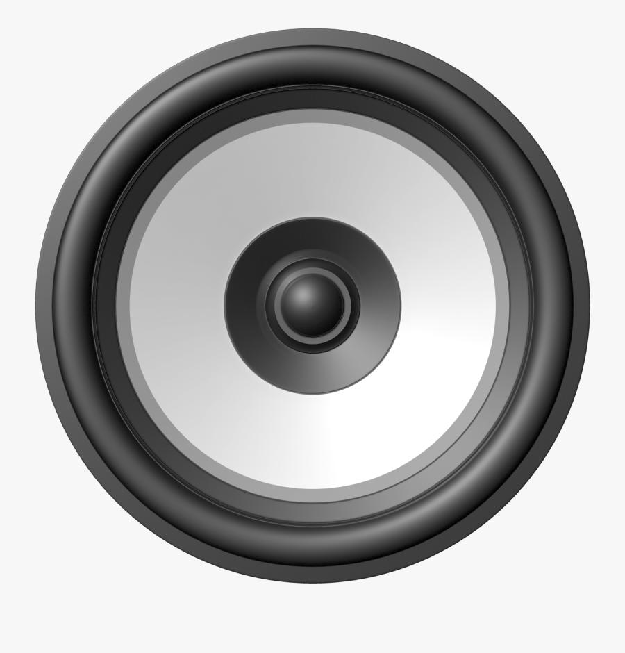 Audio Speaker Png.