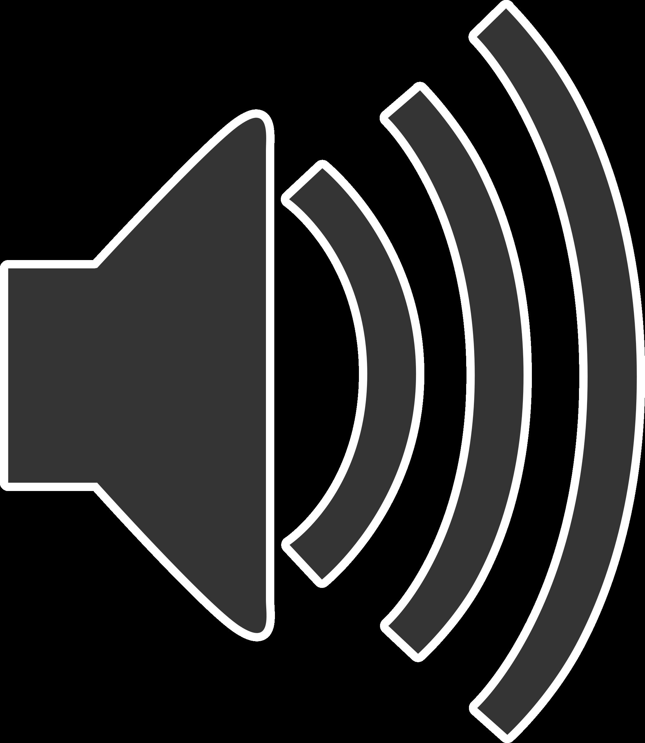 Speakers Clipart Outline Clipart Speaker.
