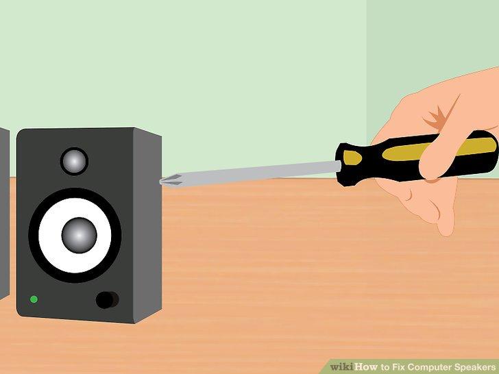 3 Ways to Fix Computer Speakers.