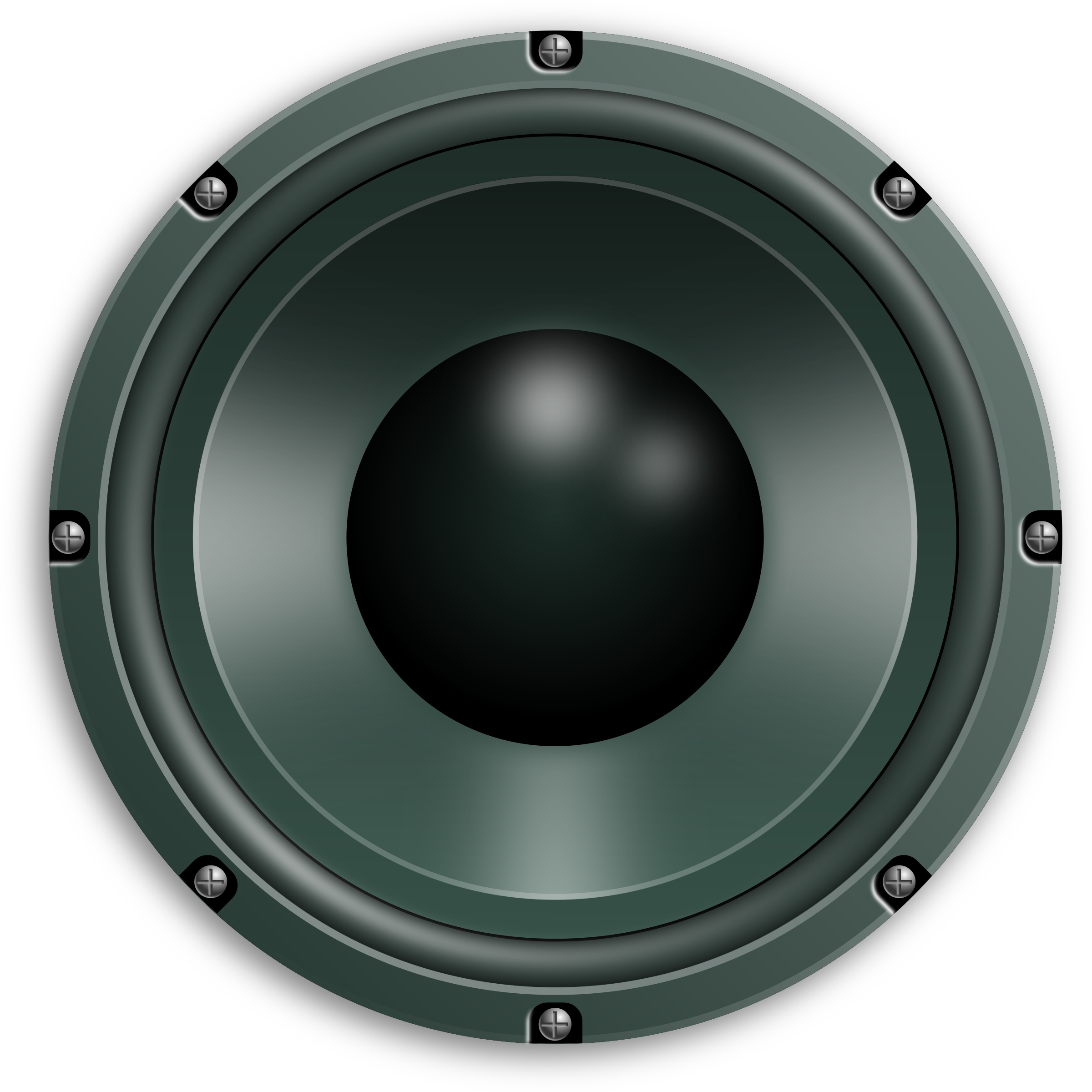 Audio speakers PNG free download, audio speaker PNG.