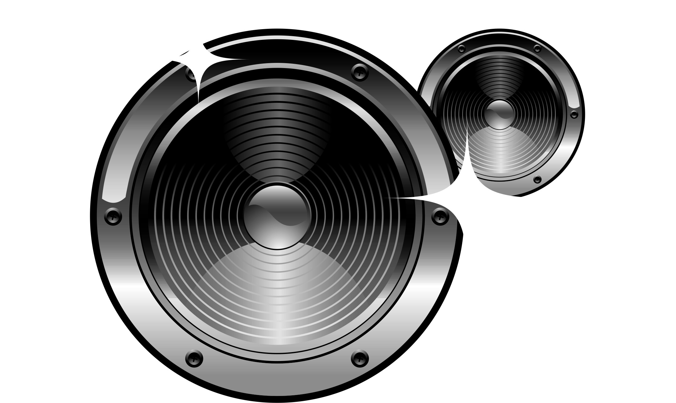 Download Loudspeaker Trend Speakers Computer Speaker PNG.