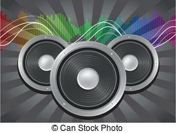 Speakers Vector Clipart Royalty Free. 234,591 Speakers clip.