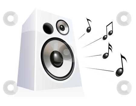 Music Speakers Clipart.