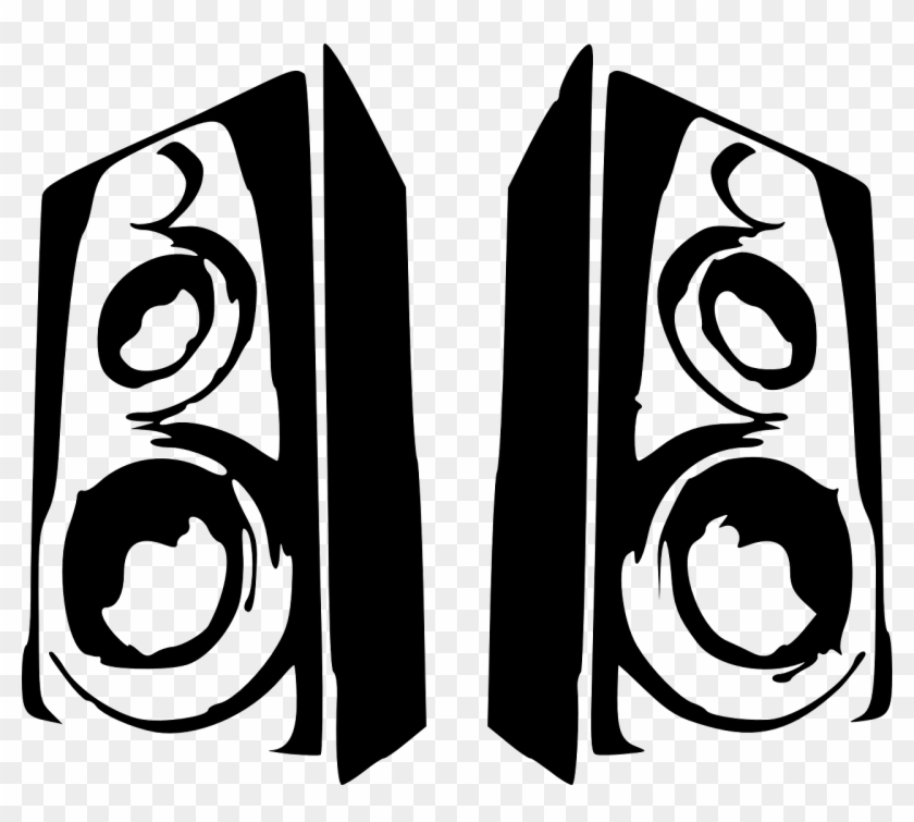 Speakers Sound Audio Speaker Png Image.