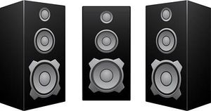 Speakers clipart 2 » Clipart Station.