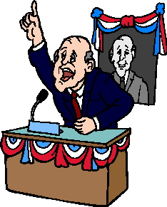 Speaking Clip Art.