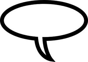 462 free clip art speech bubble.
