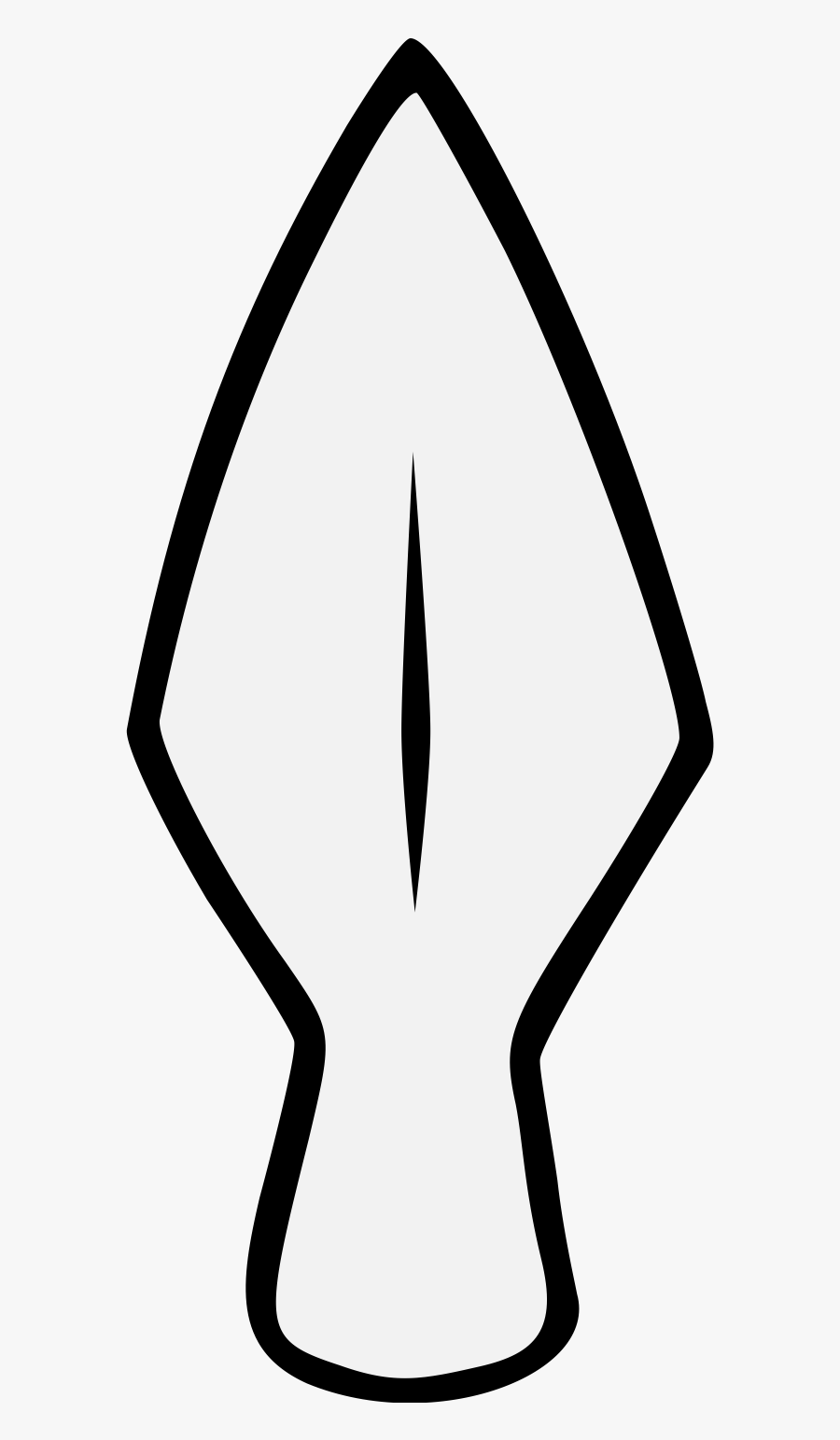 Transparent Spearhead Png.