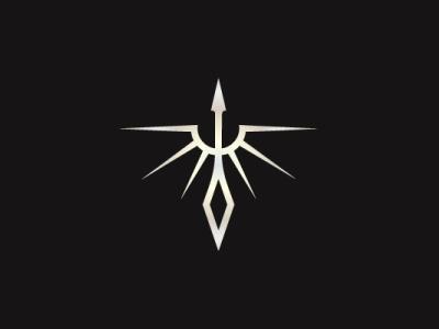 Spear Bird Logo by Dovs on Dribbble.
