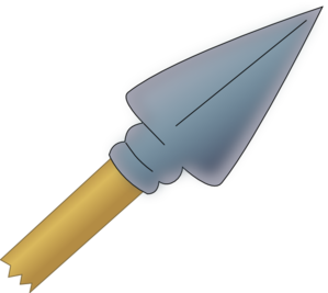Spears Clipart.