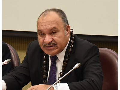 PNG PM Confirms Cancellation Of All Special Agriculture And.