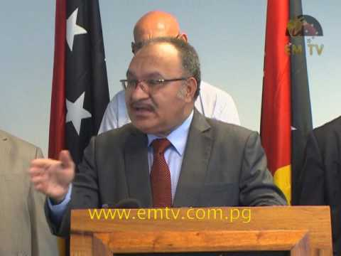 Prime Minister: Special Agriculture Business Leases are Illegal in PNG.