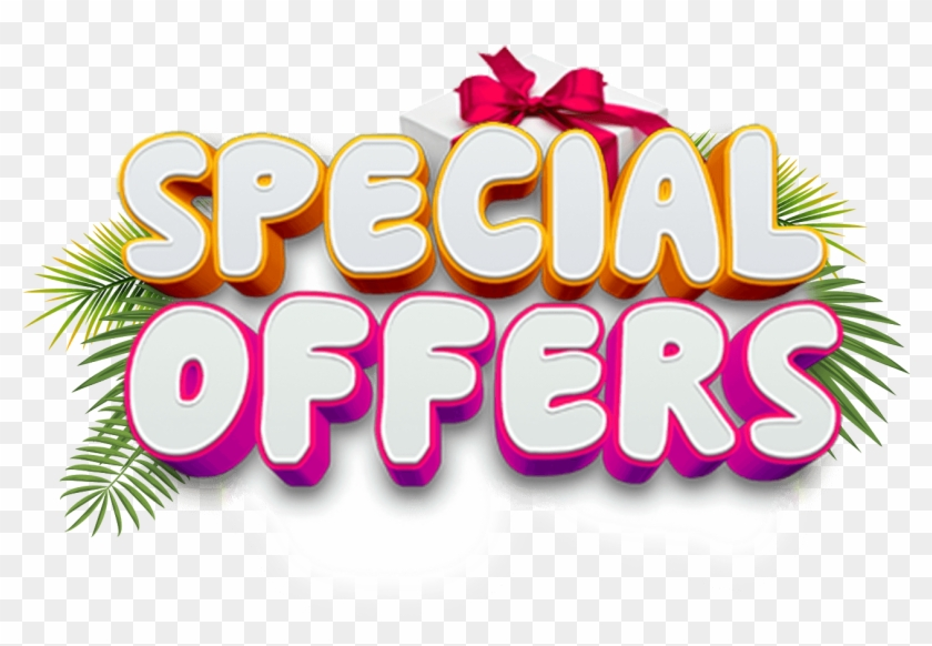 Special Offers & Discount Codes.