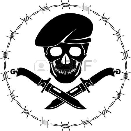 3,136 Special Forces Stock Vector Illustration And Royalty Free.