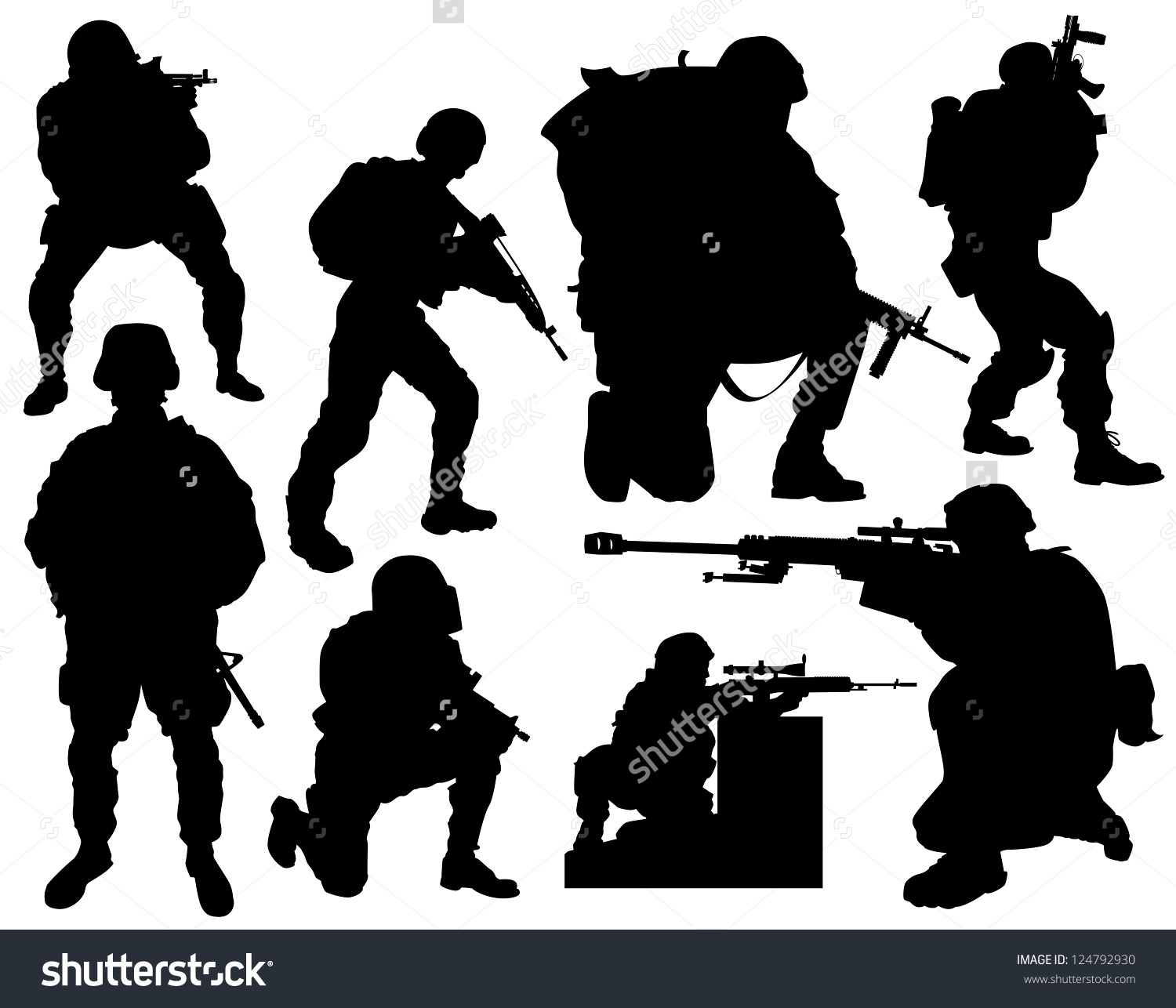 Special Forces Clipart (29+).
