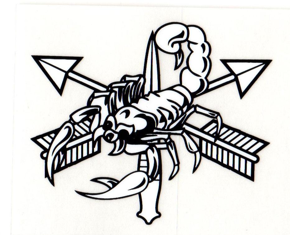 Special forces crest clipart.