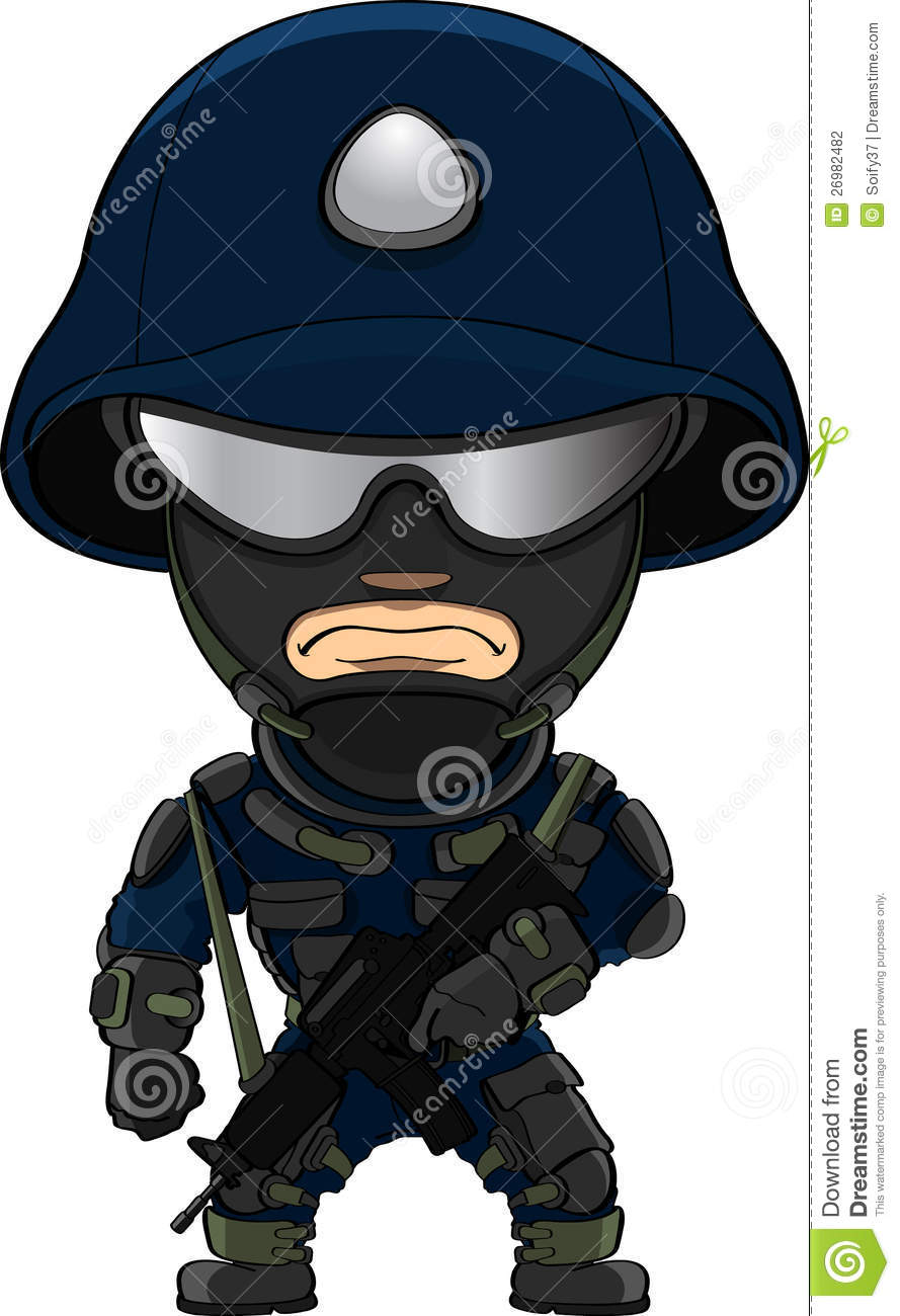 Special forces clipart.