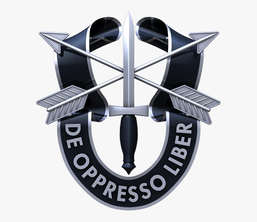 Special Forces Crest Clip Art.