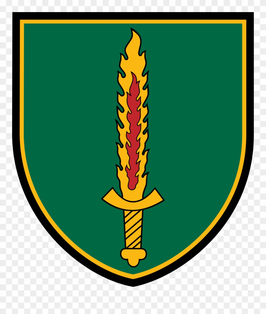 Lithuania Special Forces Logo Clipart (#1894529).