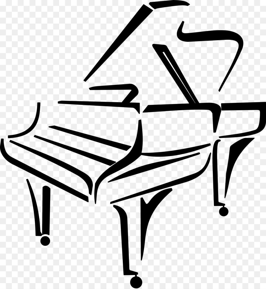 clipart piano special music #600.
