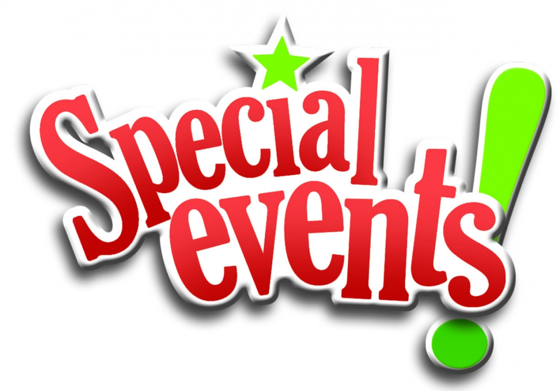 Upcoming events clipart social event.