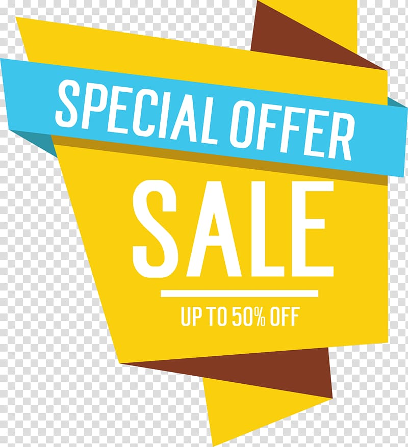 Special offer sale advertisement, Sales Advertising Web.