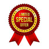 Special Offer Clip Art.