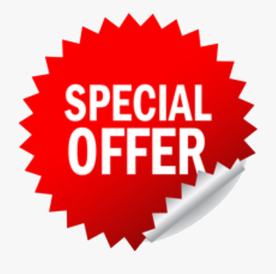 Special Offer Png Images.